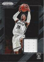 2018-19 Panini Prizm Sensational Swatches Basketball Card Pick