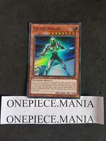 Yu-Gi-Oh! LED3-EN040 Galaxy Knight Super Rare 1st Edition (LED3-FR040)