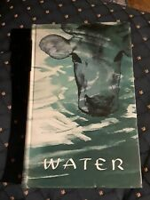 Water 1955 Yearbook of Agriculture. Hardcover book.