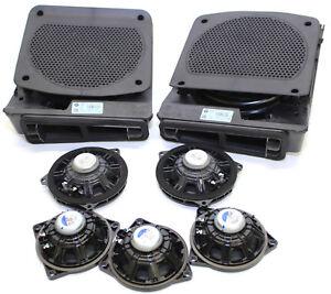 BMW F20 1er D&M 9210150 9804157 SOUNDSYSTEM HiFi Lautsprecher