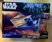 Star Wars REBELS Hera Syndulla A-Wing Flyer Nerf Disney Hasbro NEW in BOX