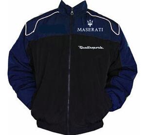 Maserati Quattroporte Jacket