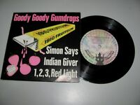 Rare Goody Goody Gumdrops 1910 Fruitgum Company  Buddah Records 2204 013