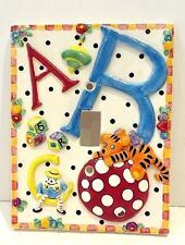 Mary Englelbreit Abc Switch Plate