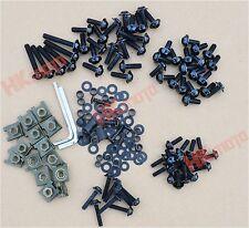 Black Fairing Bolts Kit Windscreen Screw for BUELL XB12 XB9 1125R 1125CR