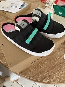 Nike Offline N354 Men's Black Menta White Sports Slip-On CJ0693-002 SIZE 13