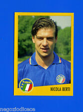 AZZURRI CON IP ITALIA - Merlin - Figurina-Sticker n. 41 - NICOLA BERTI -New