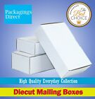 Mailing Box Cardboard Mailer A3 A4 A5 A6 Small Medium Large Shipping Carton