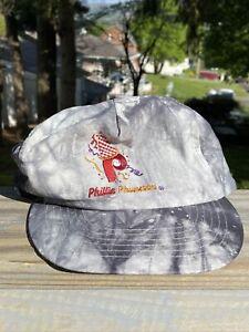 Vintage Philadelphia Phillies Phunsters Snapback Hat Cap 90s