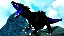 Pitch Black Terror (Albino Terror Skin)- Roblox Dinosaur Simulator -Digital Item