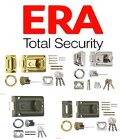 ERA Nightlatch Front Door Lock replaces 'Yale 77 Traditional' Extra key options
