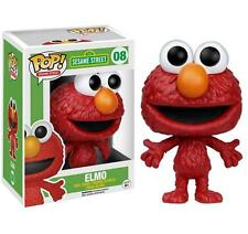 Sesame Street Elmo Pop! Vinyl Figure #08 Funko