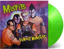 Misfits Famous Monsters LP 180 Gram GREEN & YELLOW Color Vinyl MOV Ltd NEW PreOr