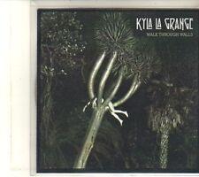 (DT580) Kyla La Grange, Walk Through Walls - 2011 DJ CD
