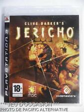 OCCASION: Jeu JERICHO CLIVE BARKER'S PS3 playstation 3 francais game FPS action