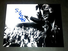 """THE BLOODY BEETROOTS : SIR BOB PP SIGNED 10""""X8"""" PHOTO REPRO"""