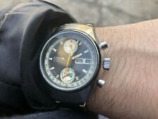 Vintage Citizen Automatic Chronograph Watch
