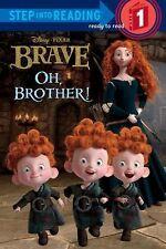Oh, Brother! (DisneyPixar Brave) (Step into Reading)