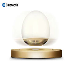 Magnetic LED Floating Egg Display Gravity Wireless Bluetooth Speaker