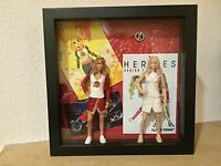 MEZCO HEROES CLAIRE BENNETT DISPLAY ONE OF KIND LOOK HAYDEN PANETTIERE