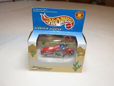 Hot Wheels Scorchin scooter die cast motorcycle Special edition 23529 1999 box