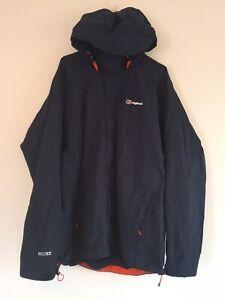 BERGHAUS Gore-Tex Hooded Jacket Men's Size XL