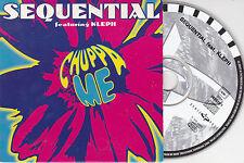 CD CARDSLEEVE CARTONNE SEQUENTIAL FEAT KLEPH CHUPPA ME 2T DE 1996