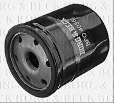BORG & BECK OIL FILTER FOR FIAT PANDA HATCHBACK 1.0 35KW