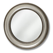 DETAILED CIRCULAR WALL MIRROR - CAN FILL SOME OF YOUR WALL SPACE