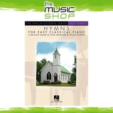 New Phillip Keveren Series: Hymns for Easy Classical Piano Music Book