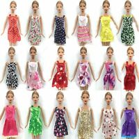 36 or 15 PIECES BARBIE DOLL DRESSES, SHOES & HANGERS CLOTHES SET UKSELL FREE P&P