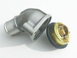 Volvo Thermostat and Housing KIT FITS Volvo 240, 740/60/80, 940 (273459, 463434)