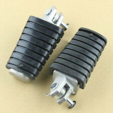 Front Foot pegs Footrests For Yamaha XV XVS 125 250 400 500 535 650 750 1100