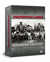 Preserved Lines: Southern England Box Set DVD (2010)  New