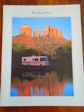 Winnebago Brave Motorhome brochure 1994