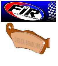 HUSABERG/KTM - FRONT  BRAKE PADS SINTERED HARD/ FIR  -  Models 1993-2010
