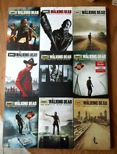 "The Walking Dead DVDs Seasons 1-9 ""owner purchased watched once""  NRMT-US SELLER"