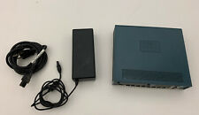 CISCO ASA 5505 Unlimited Users 10xVPN Base License POE & Power Supply