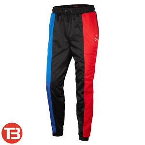 NIKE Air Jordan X Paris Saint-Germain PSG Suit Pants Lange Hose BQ8374-011 NEU