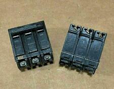 Ge Thql32100 3 Pole 100 Amp 240v Paper Label Circuit Breaker