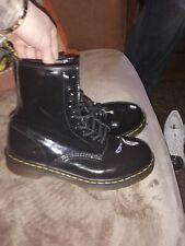 Doc martens black boots uk 7