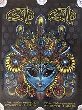 *311 Atlanta Jeff Wood Matching SE Poster Set 7/29 & 7/30/16 S/N #XX/211 NM*
