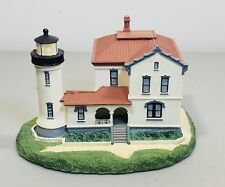 Danbury Mint Lighthouses Admiralty Head Lighthouse Whidbey Island Washington