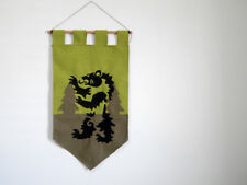 Game of thrones - Mormont house banner Bear Island home decoration Lady Lyanna