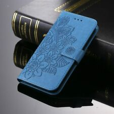 For iPhone 12 Pro Max 11 Xs Xr 8+ 7 Plus Magnetic Leather Flip Wallet Case Cover