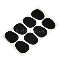 8 Mouthpiece Patches Pads cushions Alto/Tenor Saxophone Mouthpiece