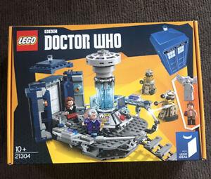 NEW SEALED LEGO Ideas 21304Doctor Who TARDIS Ideas CUUSOO FREE SHIPPING