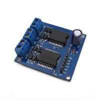 Dual MC33886 4 Output Motor Power Driver Module 5~12V 5A  For Smart Car New