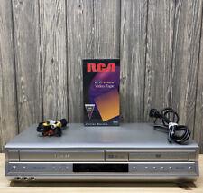 New listing Toshiba Sd-V392Su Vcr Dvd Combo With Remote Vhs Player Recorder Hi-Fi 4 Head