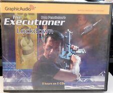 The Executioner 313 Lockdown Mack Bolan Graphic Audio CD Don Pendleton Mature